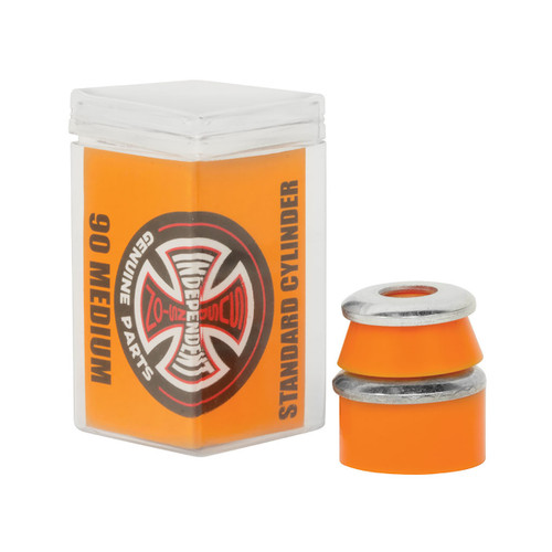 GP Cushions Cylinder Medium - Orange - 90a