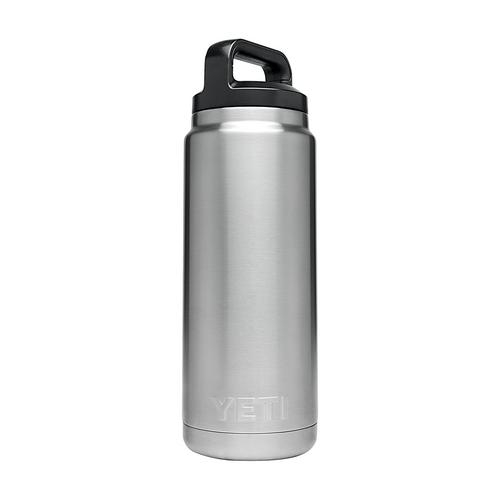 Rambler 26 oz Bottle - Stainless Silver