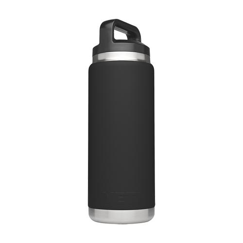 Rambler 26 oz Bottle - Black