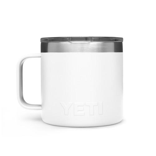 Rambler 14 oz Mug - White