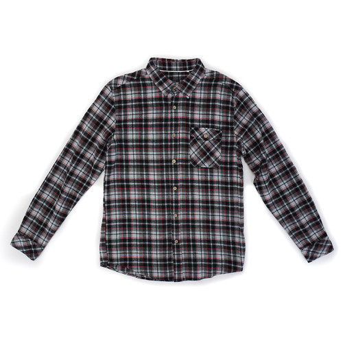 Backdoor L/S Flannel