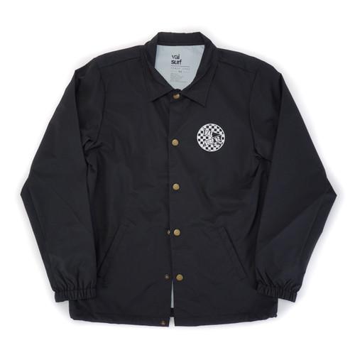 MOD Coaches Jacket - Black