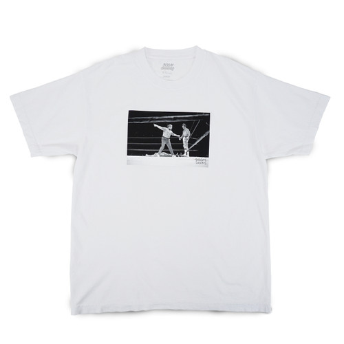 Knockout Tee - White