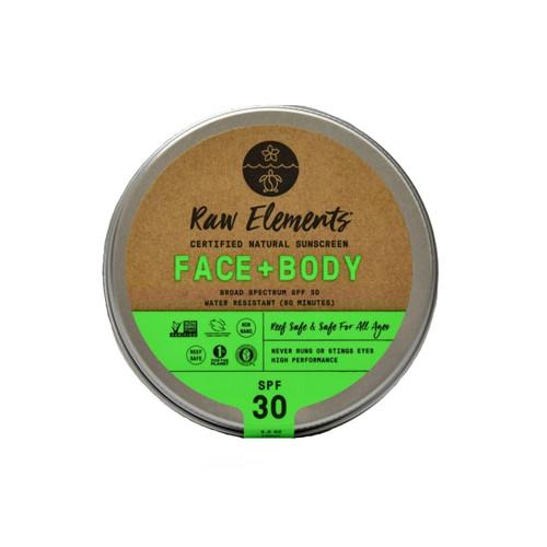 Tin Formula 30+ - Clear - 3oz