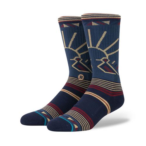 Riser Sock - Blue