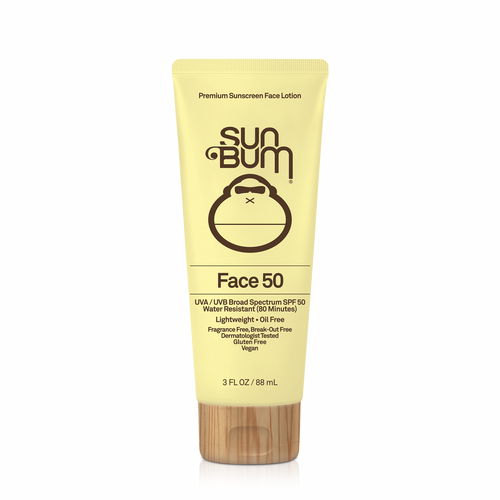 SPF 50 Clear Face Lotion - 3oz