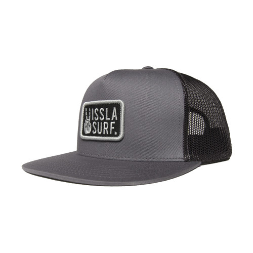 Car Park Trucker - Gunmetal - O/S
