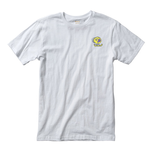 Boys' The Fuzz Tee - White