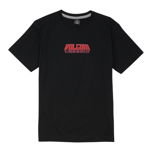 Boys Stone Void Tee - Black