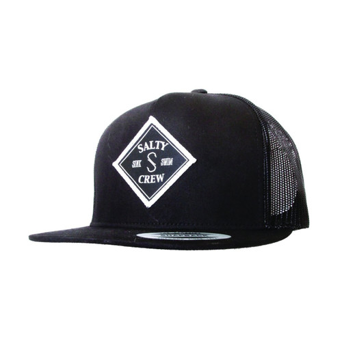 Tippet Boys Trucker - Black