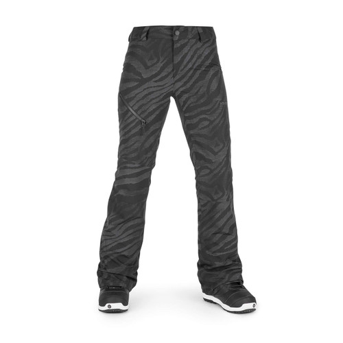 Women's Hallen Pant - Black On Black