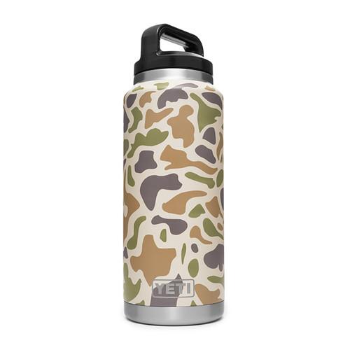 Rambler 36 oz Bottle - Camo