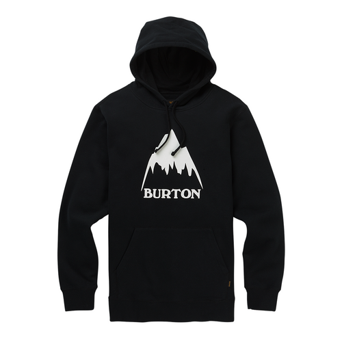 Classic Mountain High Pullover Hoodie - True Black