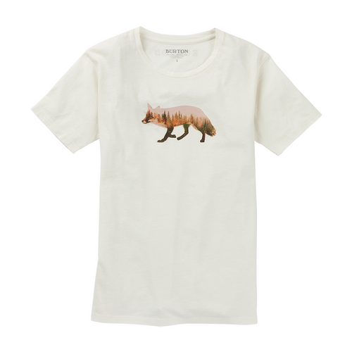 Women's Yeasayer Tee - Stout White