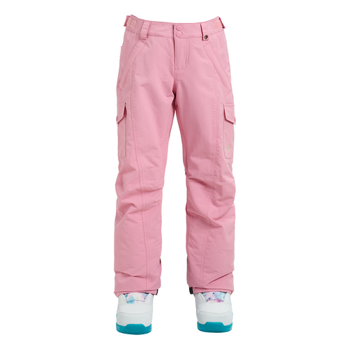 Girls' Elite Cargo Pant - Sea Pink