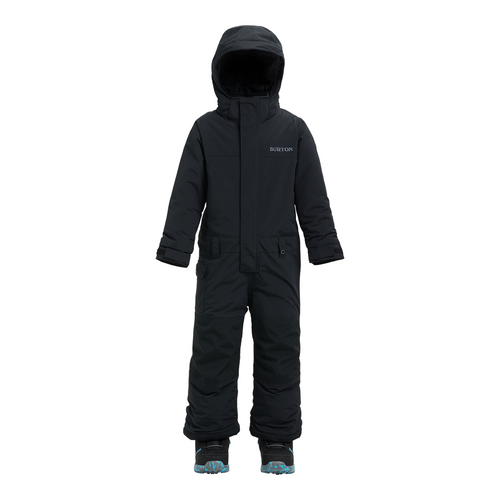 Boys' Minishred Striker One Piece - True Black