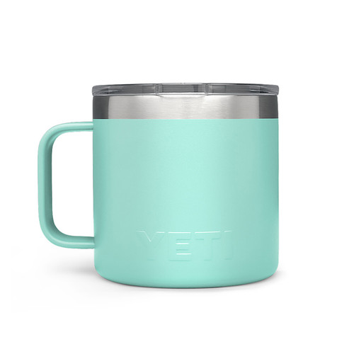 Rambler 14 oz Mug - Seafoam