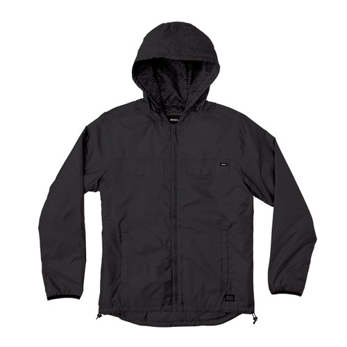 Tracer Jacket - Pirate Black