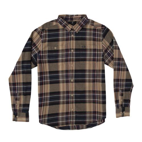 Ludlow LS Flannel - Wood