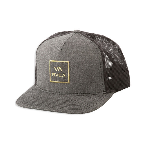 Boys VA All The Way Trucker - Dark Charcoal Heather