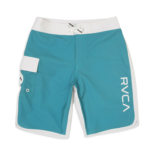 Boys Eastern Trunk - Cascade Blue