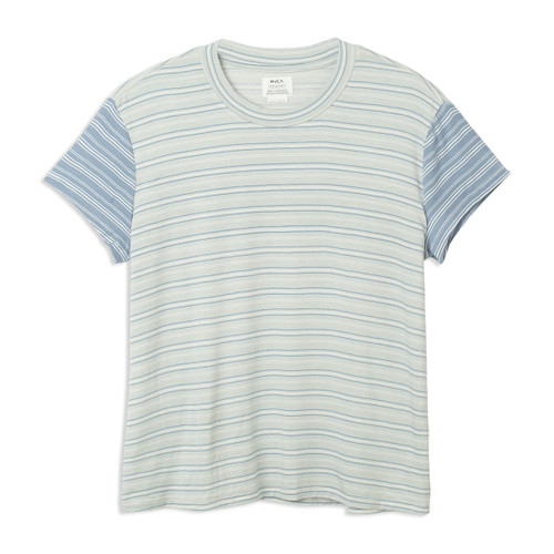 Women's RVCA Recess Knit in Blue color