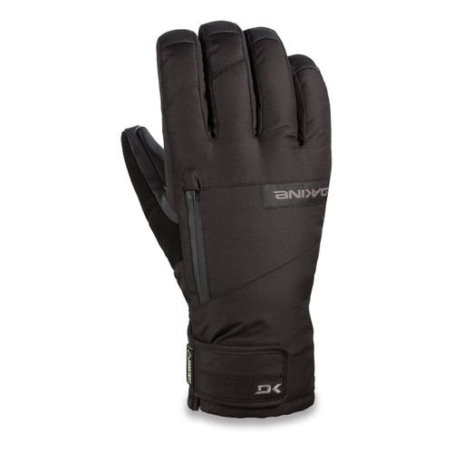 Titan Short Glove - Black