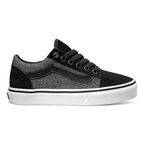 Old Skool (Suede) - Black