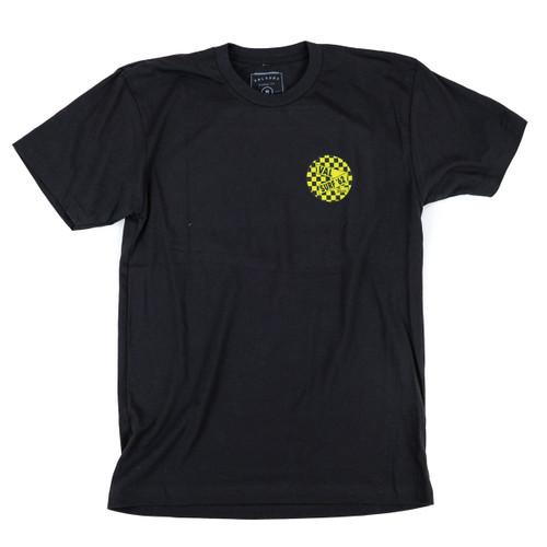MOD Tee - Black/Yellow
