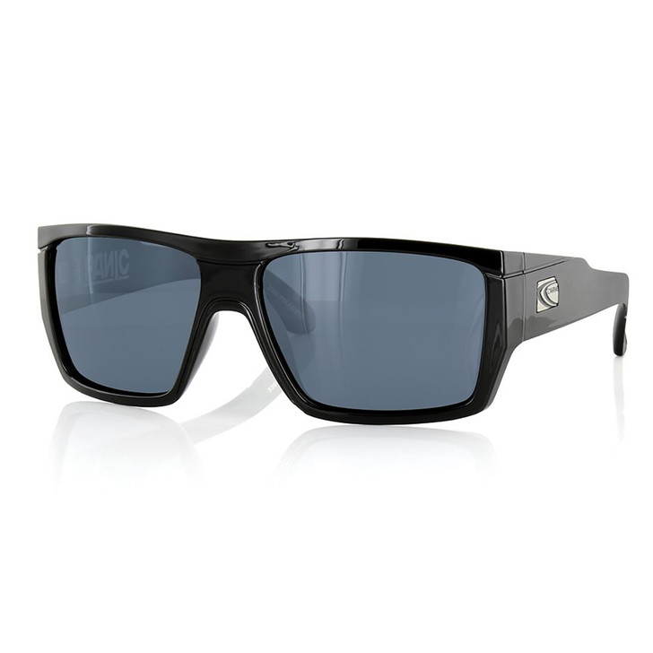 Panic Polarized - Black - Grey Polarized