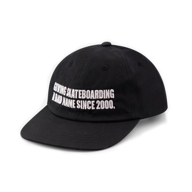 Bad Name Snapback - Black