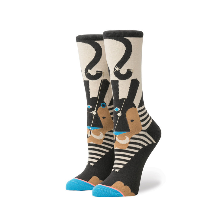 Women's Zodiac Sock - Leo