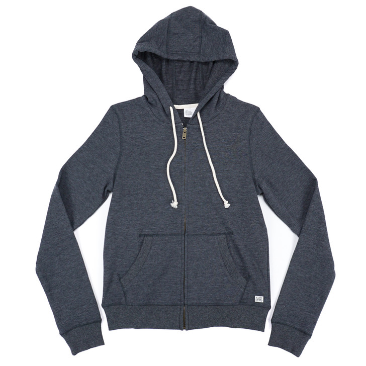Val Surf Dreamer Zip Up - Charcoal