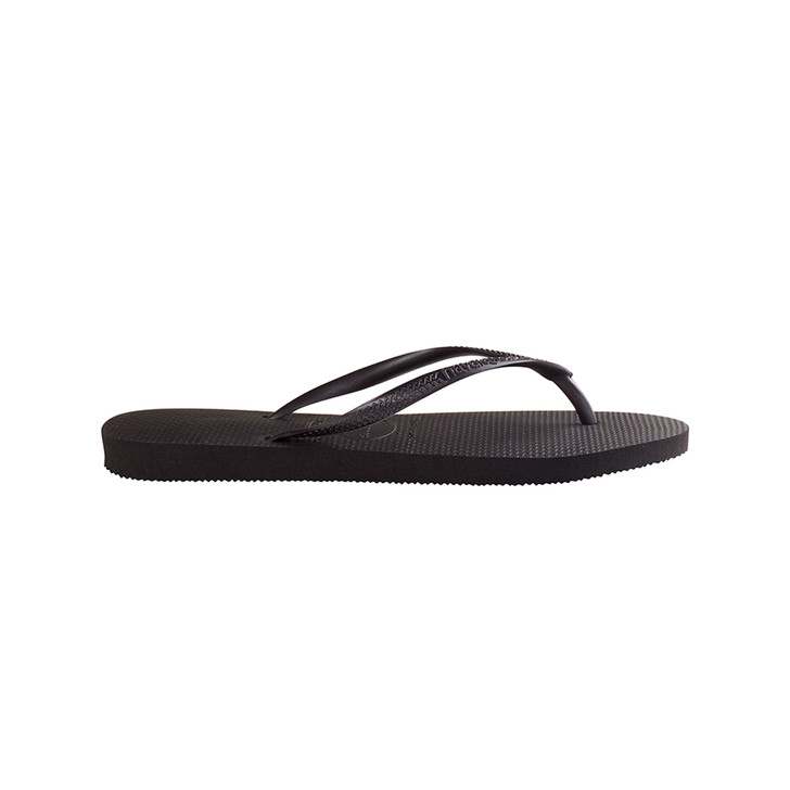 Slim Sandal - Black
