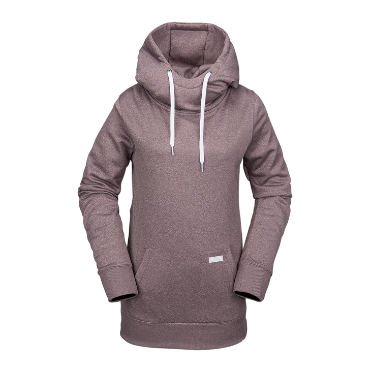 Women's Yerba Pullover Fleece - Purple Haze