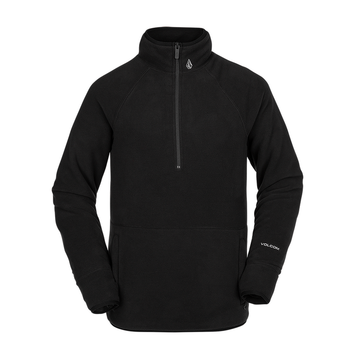 Polartec 1/2 Zip - Black