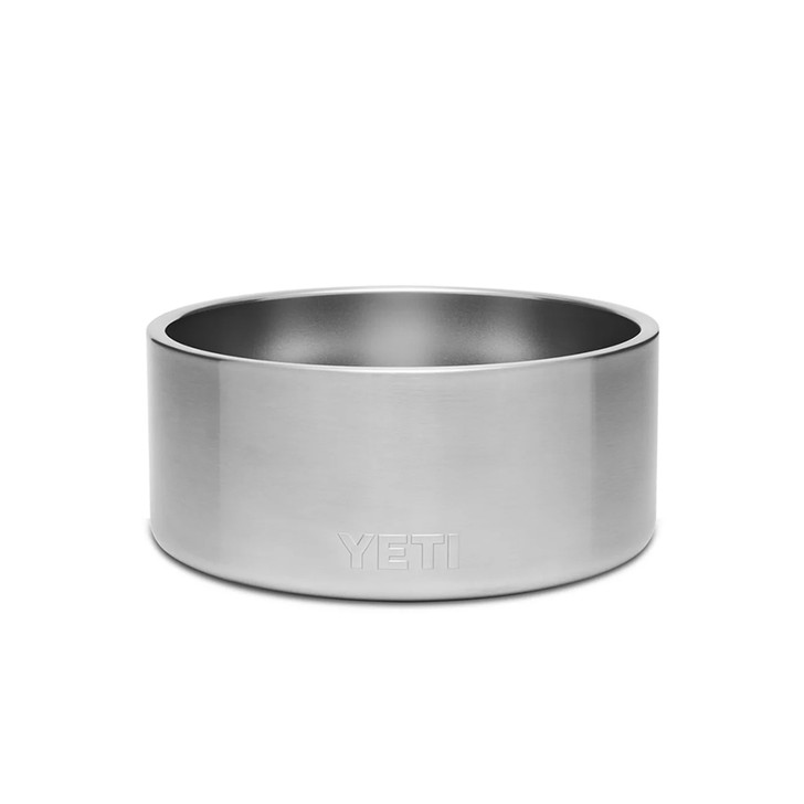 Boomer 8 Dog Bowl - Stainless Steel