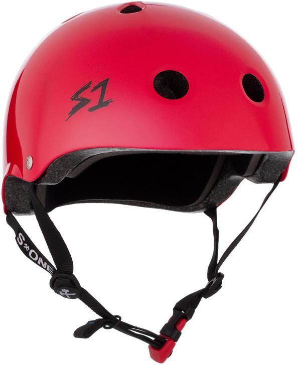 The Kid Helmet/Mini Lifer - Scarlet Red