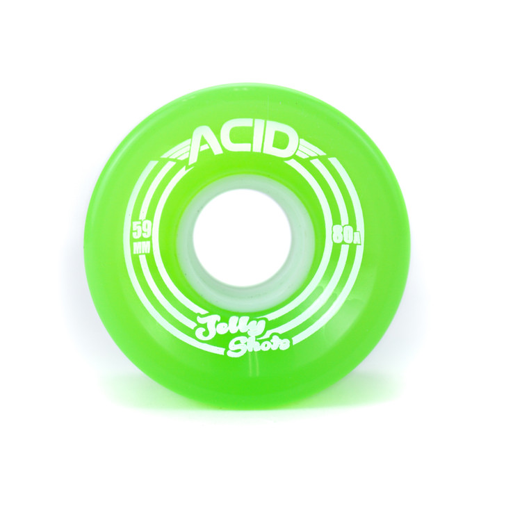 Jelly Shots - Green - 59mm