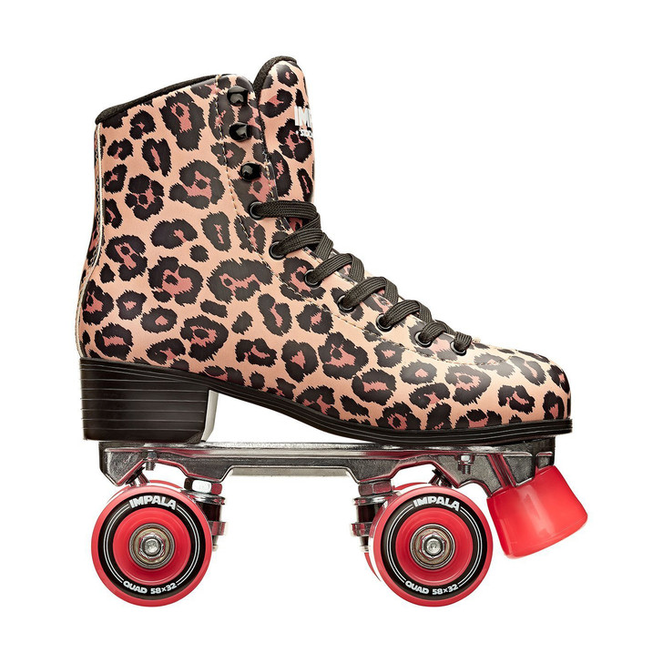 Impala Sidewalk Skates - Leopard
