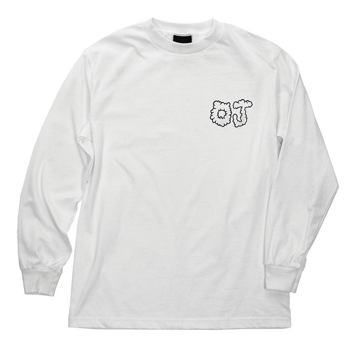 Dressen Vato L/S Regular Tee - White