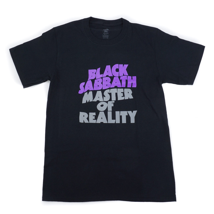 Master of Reality S/S Tee - Black