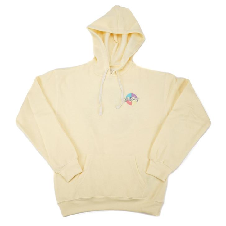 Womens Surfari Pullover Sweatshirt - Light Honey