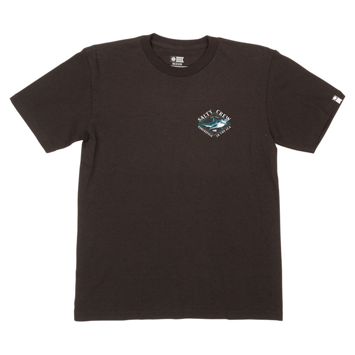 Deadeye S/S Boys Tee - Black