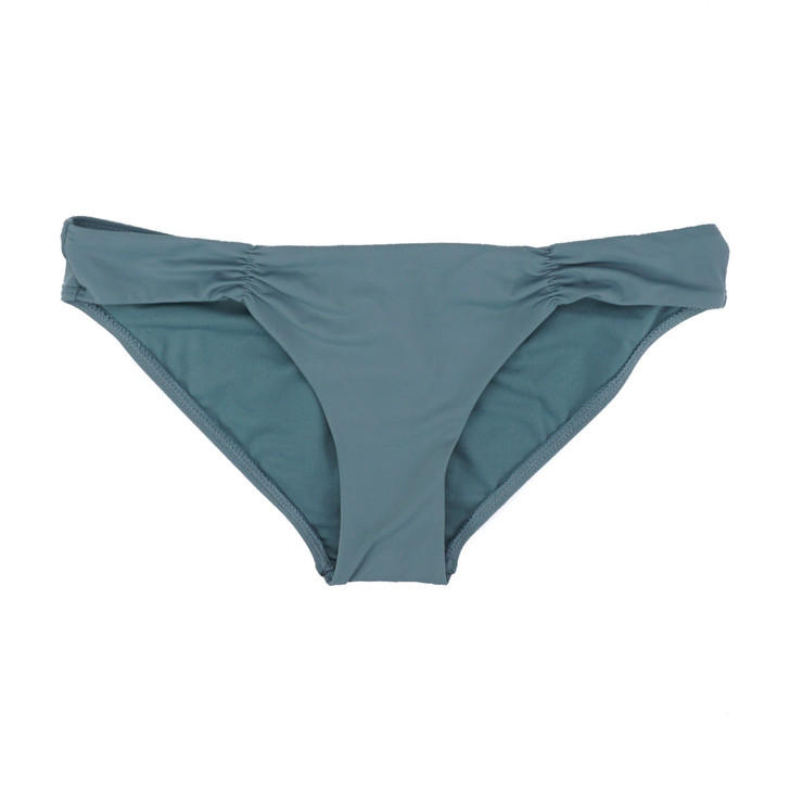 Womens Mid Rise Side Rushing Lilly Bottom - Sea Storm