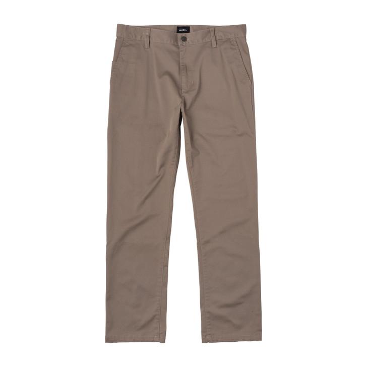 Boys Weekday Stretch Straight Pant - Dark Khaki