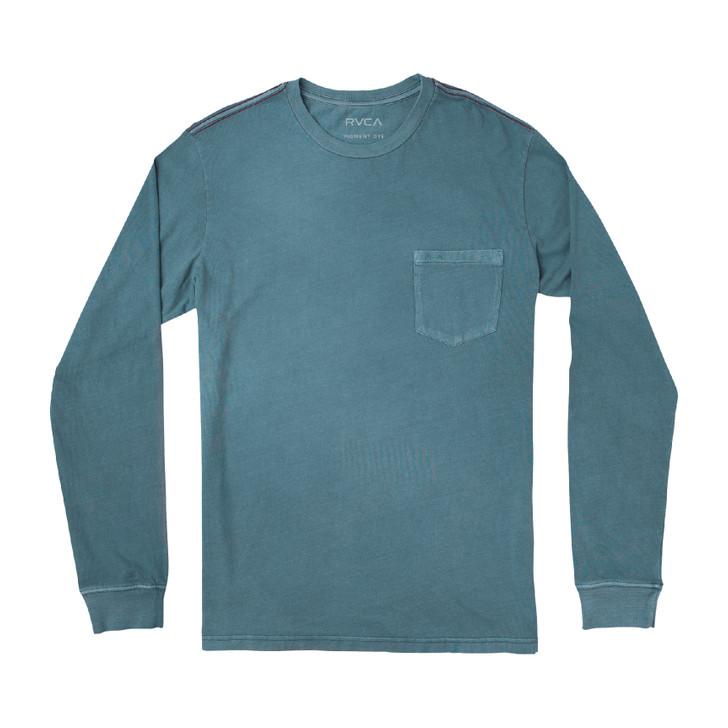 PTC Pigment L/S Tee - Balsam Green