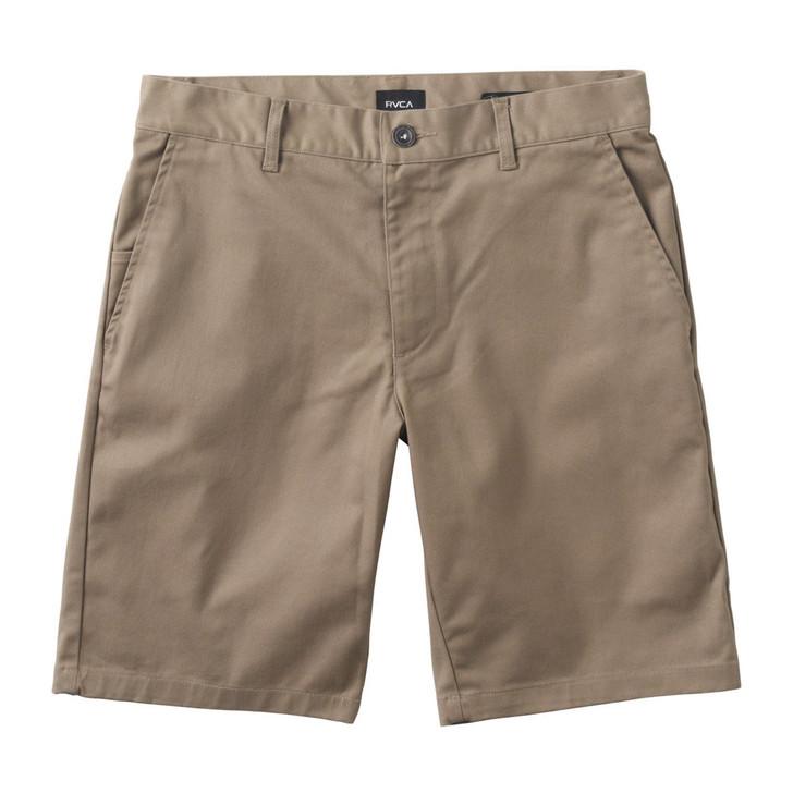 Boys' Weekday Short - Dark Khaki