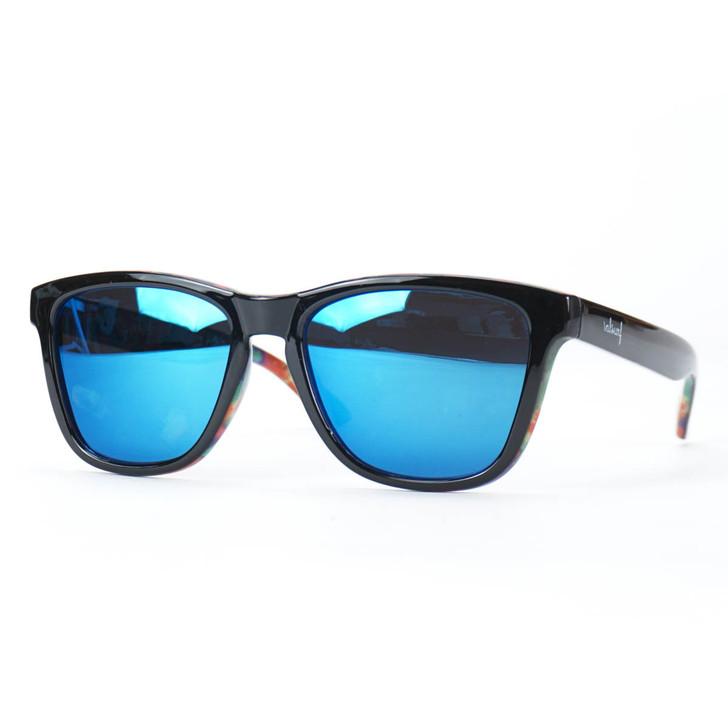 Deric x Val Surf - Blue Mirror Polarized