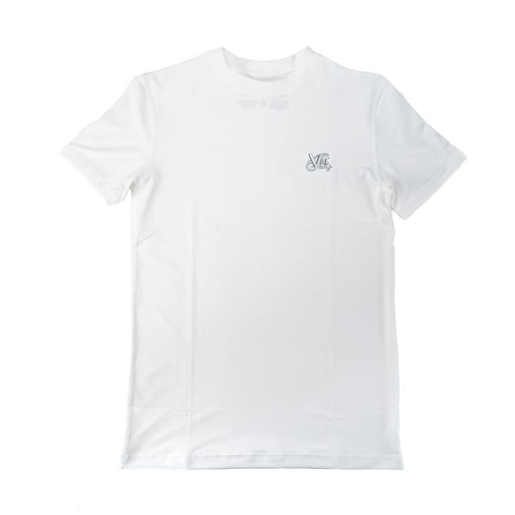 OG Logo Boys Hybrid S/S Sun Shirt
